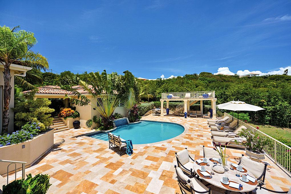 Villa Maison de Reve (6br) - Terres Basses, St.Martin