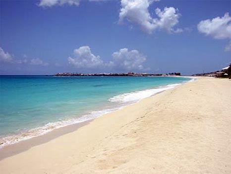 Simpson Bay Beach Sint Maarten 1 Bedroom Villa