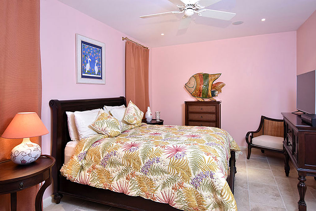 Villa Ginger (Coral Beach Club) - Dawn Beach, St.Maarten
