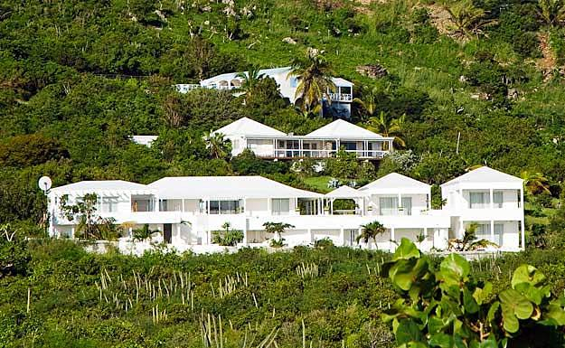 Larger pictures of La Maison Blanche (6br) - Guana Bay, St. Maarten