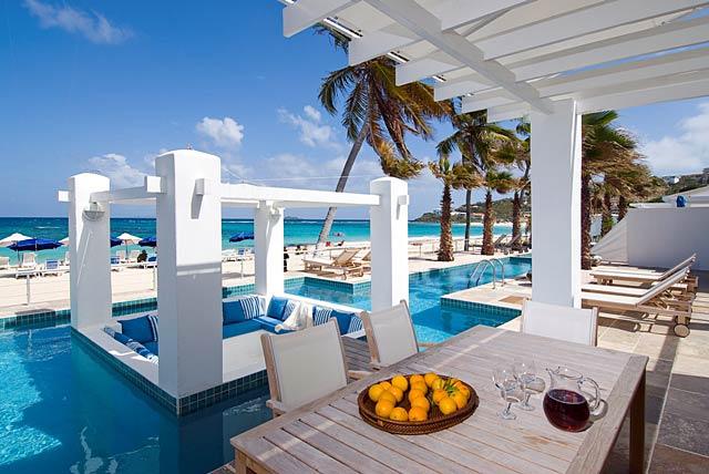 Villa Nautilus C Beach Club 3 Bedr Dawn St Maarten