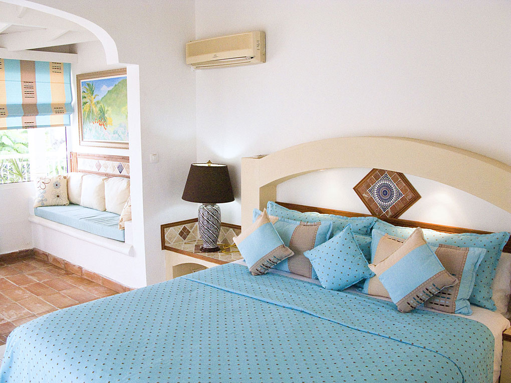 Villa Jardin Creole (4 bedr.) - Terres Basses, St.Martin