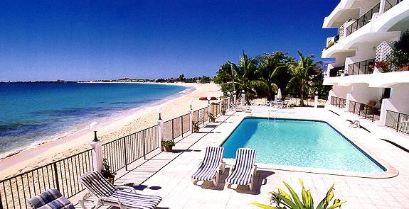 Simpson Bay Beach St Martin 2 Bedroom Villa