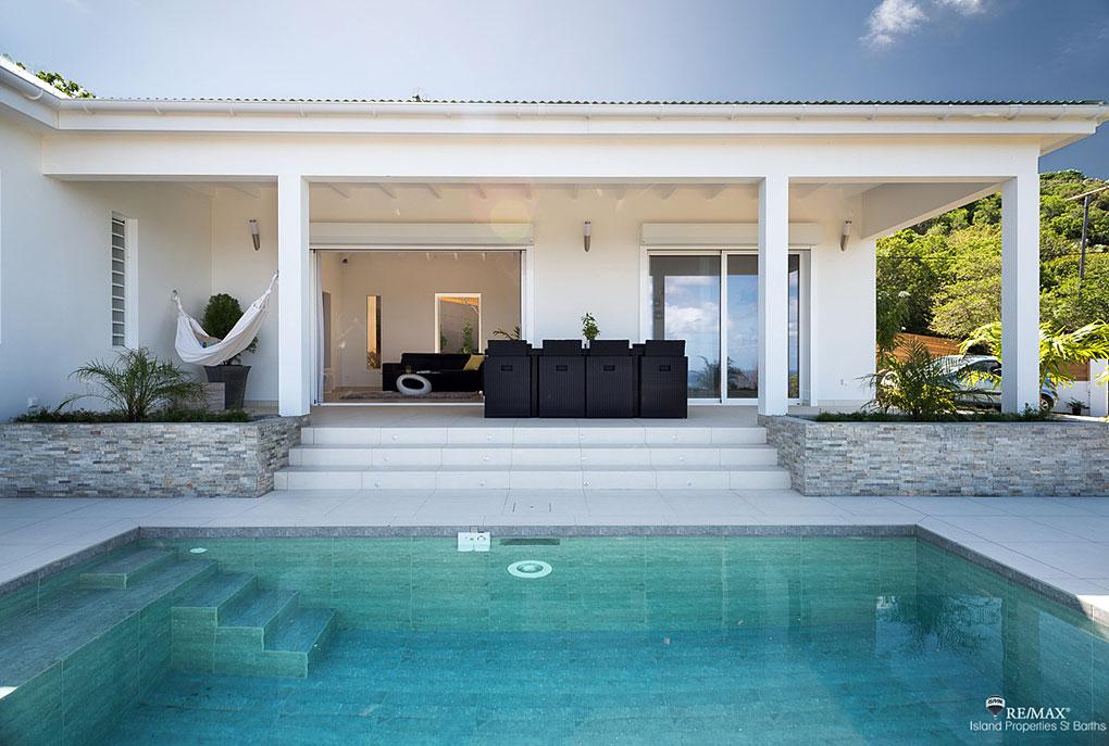 villa n 39 joy 2 bedr vitet st barths. Black Bedroom Furniture Sets. Home Design Ideas