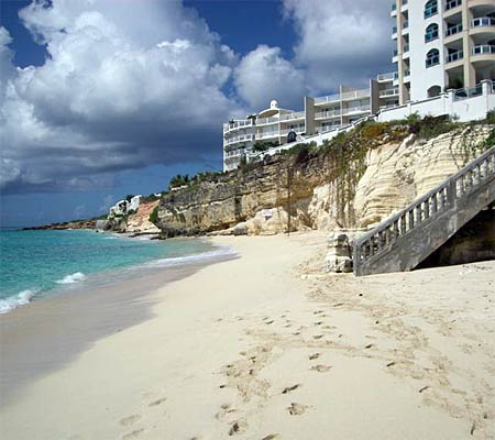 The Cliff At Cupecoy Beach Offers Luxury Vacation Als On Island Of St Maarten Martin Is A Great Choice For Your Caribbean Dream